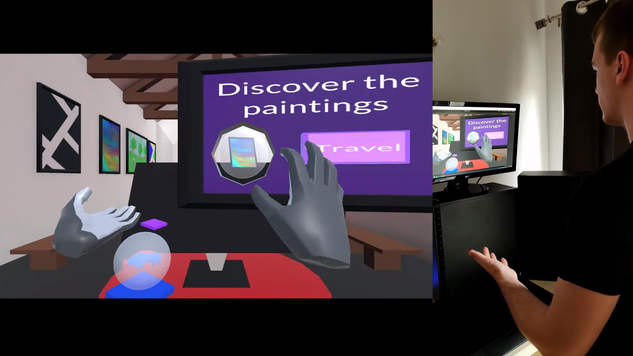 Touchless Museum